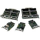 Cisco Two WAN Interface Card Slot Network Module