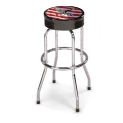 USA Eagle Shop Stool, 30'''' High Tools Equipment Hand Tools by Larin