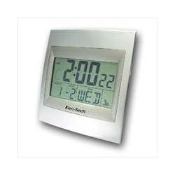 Sonnet T-4668 Ken-Tech 2 Number LCD Atomic Alarm Clock