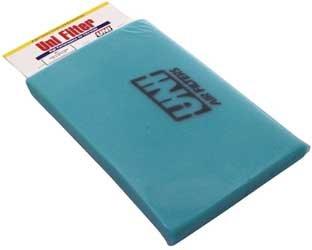 """Uni Air Filter Bulk Filter Foam - Fine Foam (65 PPI) 12""""x16""""x5/8""""/Green"""
