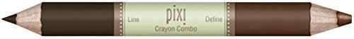 Pixi Crayon Combo - Softly Smoky - 0.105 oz