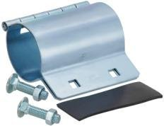"Matco-Norca 460008 2"" Pipe Repair Clamp, Galvanized"