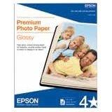EPSON PREM PHOTO PAPER, 20 SHTS 13 X 19 GLOSSY S041289 by EPSON