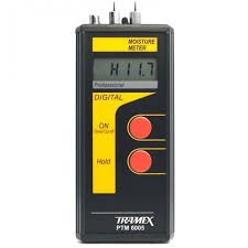 Tramex PTM Professional Pin Type Moisture Meter for Wood
