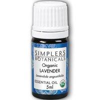 Simplers Botanicals - Organic Essential Oil Lavender