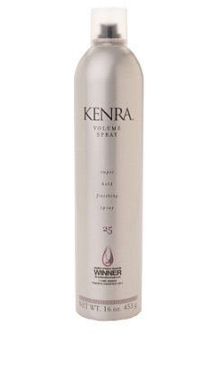 Kenra Volume Super Hold Styling Products Finishing Spray #25