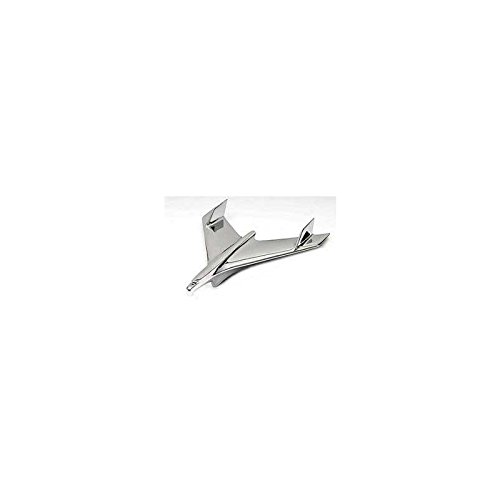 Eckler's Premier Quality Products 57-175583 Chevy Hood Bird, (Chevy Hood Bird)