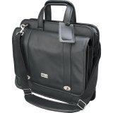 Tripp Lite NB1004BK Notebook/Laptop Case Top-Load Black Leather/Koskin Executive