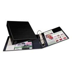 ((6 Pack Value Bundle) AVE79982 Heavy-Duty Vinyl EZD Ring Reference Binder, 2