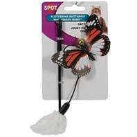 Spot Fluttering Butterfly Mini Teaser Wand ()