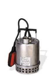 EBARA OPTIMA-3AS1 PRO-DRAINER Automatic Sump Pump, 1/3 HP, 1 x 115