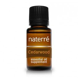 Naterre 100% Pure Essential Oil - Cedarwood, 5ml (White Fir Oil compare prices)