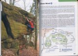 The Sandstone Outcrops of the Forest of Dean: Climber's Club Climbing Guide