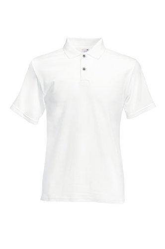Screen Stars Polo-Shirt, Farbe:White;Größe:S