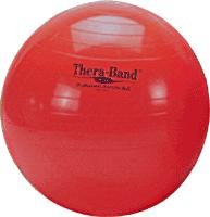 Thera-Band Standard Exercise Ball - Red, 55 cm by TheraBand