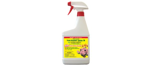 Summit 123 Year-Round Spray Oil for House Plants Ready-to-Use, 1-Quart