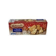 Winternacht Almond Spekulatius Spiced Cookies 10 58 Ounce