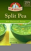 Dr. McDougall's Right Foods Split Pea Soup, 18.2-Ounce Boxes (Pack of 6) ( Value Bulk Multi-pack)