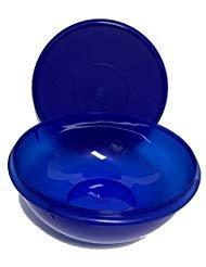 Tupperware Fix N Mix Bowl 26 Cup Capacity Electric Blue Cobalt Blue Mixing Bowl