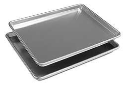 Broil King D9303 Commercial Half Sized Sheet Pans, Set of 2