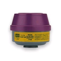 North 7583P100 Combination Filter P100/Organic Vapor/Acid Sas by North Safety Products