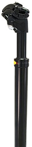 Kalloy Uno Comfort Sus Seatpost 27.2 x 350mm Black (Best Bicycle Suspension Seatpost)