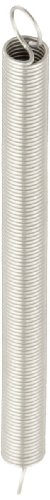 Extension Spring, 316 Stainless Steel, Inch, 0.18