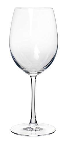 Premium Sommelier Collection Crystalline Bourgogne Wine Glasses | 19.5oz. - Set of 6