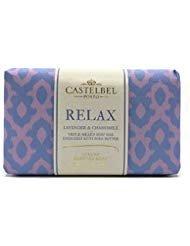 Castelbel Porto Relax Lavender & Chamomile Scented Triple Mill Soap Bar