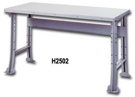 Lyon Workbench (Lyons Metal Prod (Govt Sales)., Deluxe Industrial Work Benches By Lyons With Fixed Legs, H2505, Size W X D X H: 72 X 34 X 34
