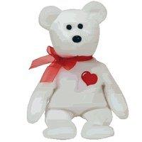 Ty Beanie Babies Casanova - Valentine's Bear