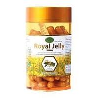 Royal(รอยัล.) Jelly Nature 's king royal jelly 1000mg royal jelly supplement 100...