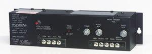 Bogen 15w Amplifier (Bogen 15 Watt Amplifier)