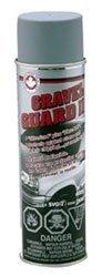 Dominion Sure Seal Gravel Guard 2, OEM Approved Rocker Panel Coating, 20 oz. Aerosol, Silver/Grey - Seal Sure Dominion