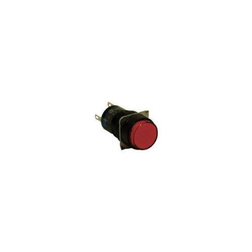 IDEC φ16丸形照光押しボタンスイッチ AL6MM14R [その他]