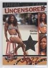 Jazz (Trading Card) 2004 Fleer WWE Divine Divas 2005 - Divas Uncensored Memorabilia - [Memorabilia] #DU-J