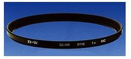 B+W 62mm Slim-Line Clear UV Haze with with Single Coating (010) by B + W