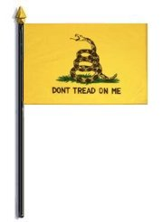 Annin Flagmakers Gadsden Don't Tread On Me Traditional Flag