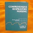 Comprehensive Respiratory Nursing 9780721653952