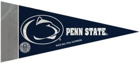 NCAA Penn State 8 Pc Mini Pennant Pack Sports Fan Home Decor, Multicolor, One Size by Rico