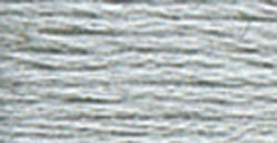 Dmc 6-Strand Embroidery Cotton 100g Cone-Pearl Grey