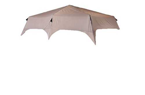 Coleman Instant Tent Rainfly, 14 x 10-Feet, Brown – 2000014008