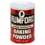 Frontier Bulk Baking Powder (no aluminum added) MADE WITH 71% CERTIFIED ORGANIC INGREDIENTS 1 lb Bulk Bag - 3PC