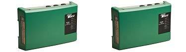 ZVC404-4 ゾーンバルブコントロール 4ゾーン 2-(Pack) B07L6Q3RJ8  2-(Pack)