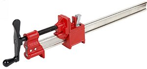 Clamp, I Beam Heavy Duty Steel Bar Clamp, 48 In