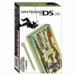 Nintendo DS Lite Portable Entertainment Console Refurbished - Call of Duty / World at War (Call Of Duty World At War Nds)