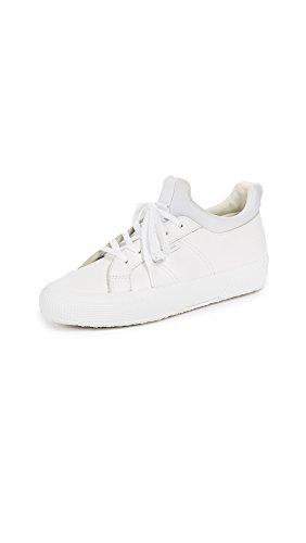 Superga Women's 2750 Fglycrau Sneaker White