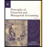 Principles of Financial and Managerial Accounting, Lawrence, Janice E., 0324109229