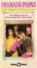 The Mamas & Papas - Straight Shooter - The Definitive Story of a Quintessential Sixties Super Rock Group (Documentary) [VHS]