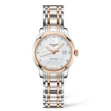 Longines-Saint-Imier-Mother-of-Pearl-Dial-Gold-and-Steel-Ladies-Watch-L25635887